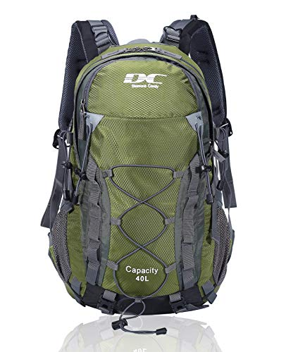 40L Waterproof Hiking Backpack for Men and Women