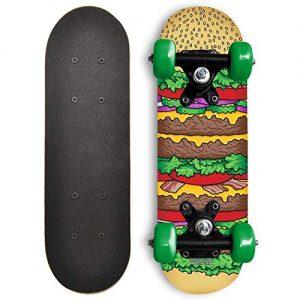 Mini Wooden Cruiser Graphic Beginner Skateboard