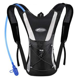 KUYOU Hydration Pack with 2L Hydration Bladder