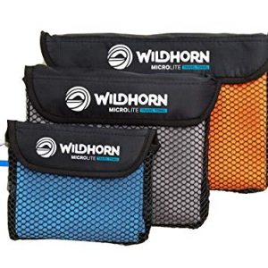 Microfiber Quick Dry Towel Bundle for Camping, Hiking