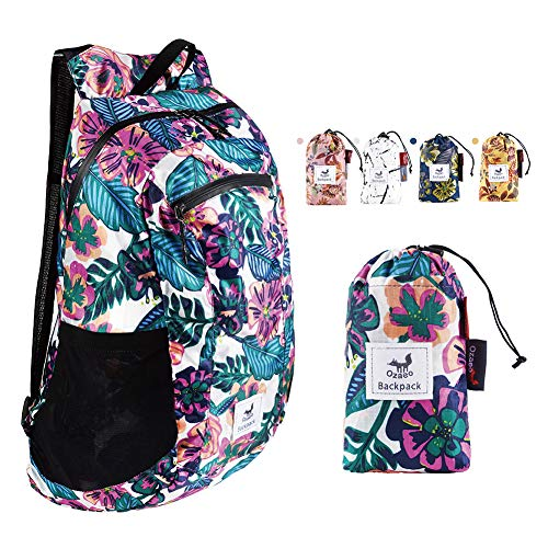 Water Resistant Lightweight Foldable Daypack