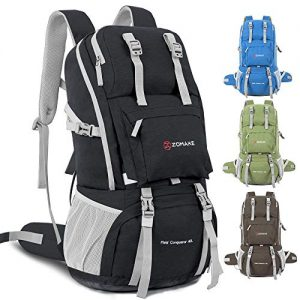 Water Resistant Backpacking Camping Backpack