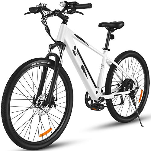"ANCHEER 27.5"" Aluminum 700C Electric Bike"