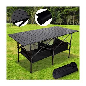 Camping Table Easy Carry Picnic Folding Table with Storage Bag
