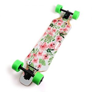 Electric Skateboard Protective, Durable, and Unique Vinyl Decal wrap Cover