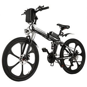 Electric Bike Folding Electric Commuting Bike