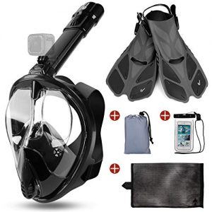 Odoland 5-in-1 Snorkeling Packages