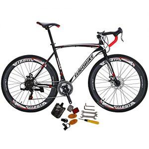 Eurobike Road Bike 21 Speed 54 cm Frame