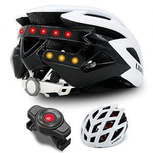 Adult Smart Bike Helmet with Turn Signal Light