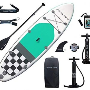Youth Inflatable Paddle Board Levels Stand Up Paddle Board