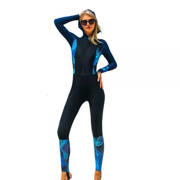 Full Body Rash Guard Dive Skins Wetsuit