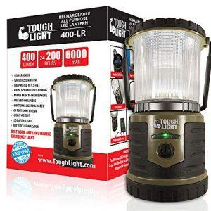 Hurricane, Emergency Light LED Rechargeable Lantern