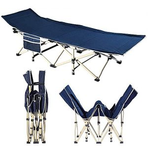 Portable Foldable Outdoor Bed for Camping