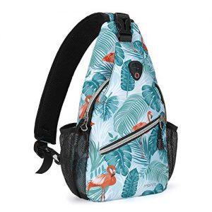 Small Hiking Daypack Pattern Travel Sports Bag