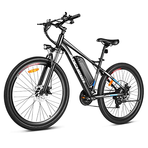 ANCHEER Electric Bike 350W with 48V 480WH Removable Battery