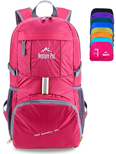 Ultralight Lightweight Packable Foldable Travel Camping Backpack