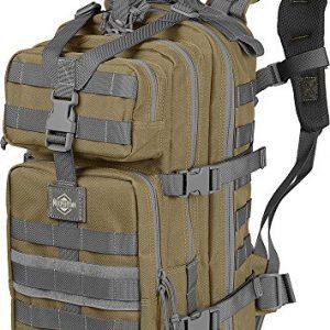Khaki Falcon-II Backpack