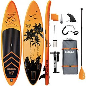 Cooyes Inflatable Stand Up Paddle Board