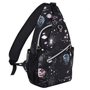 Daypack Galaxy Rope Crossbody Shoulder Bag