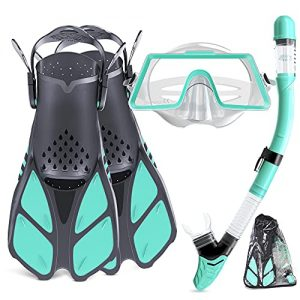 Tongtai Snorkeling Gear for Adults