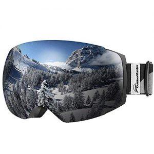 Men & Women Protection Ski Goggles