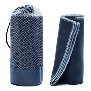 Ultra Soft Camping Towels Fast Drying, Super Absorbent