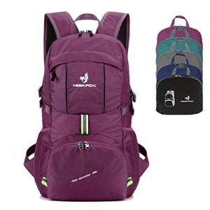 NEEKFOX Packable Lightweight Hiking Daypack