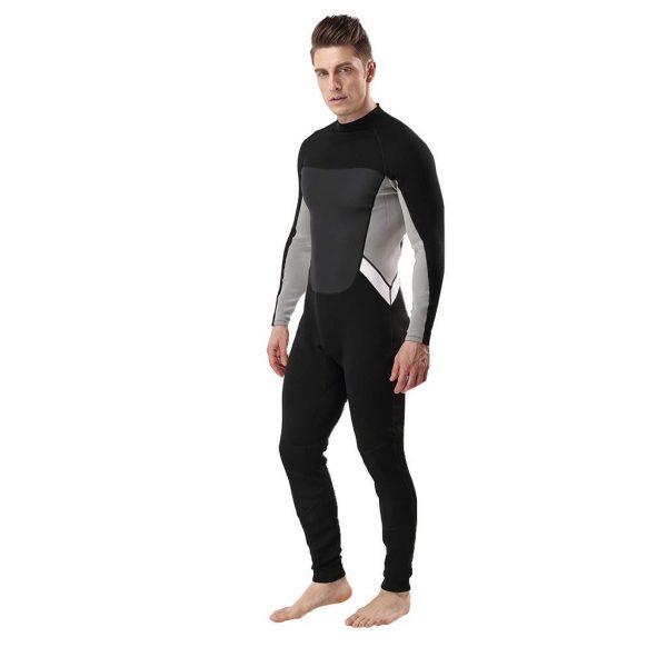 CapsA-Suits Men Wetsuit 3MM Full Body Suit