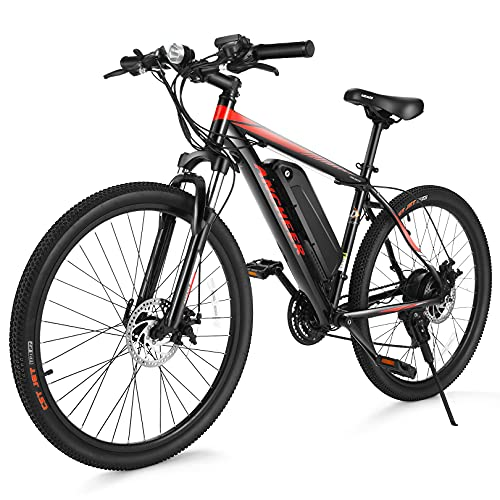 20MPH Adults Ebike with Removable 10.4Ah Battery