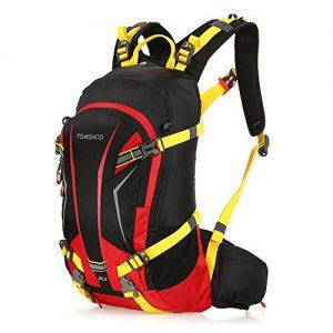 Waterproof Backpack with Rain Cover Helmet Cover