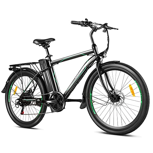 """ANCHEER 26"""" Electric Bike for Adults"""