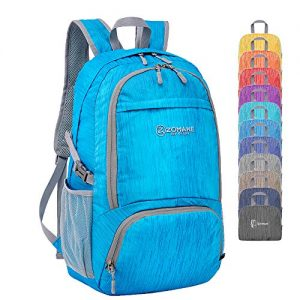 30L Lightweight Packable Backpack Water Resistant