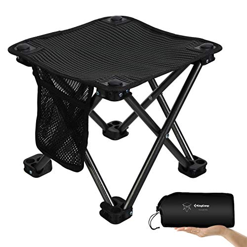 Camping Stool Small Protable Backpacking Slacker Chair