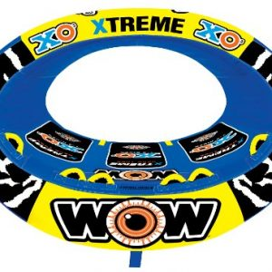 Xtreme Inflatable Towable, Ride in Oval