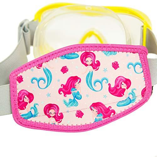 AMUSEPROFI Neoprene Diving Mask Strap Cover for Kids
