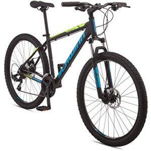 Small Aluminum Frame Adult Mountain Bike
