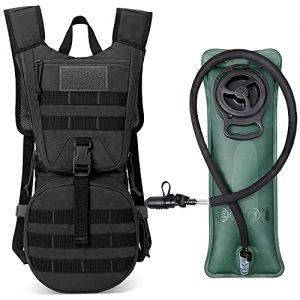 G4Free Tactical Hydration Packs Helmet Water Backpacks