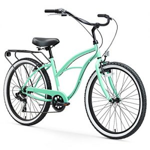sixthreezero Around The Block Women's Beach Cruiser Bicycle