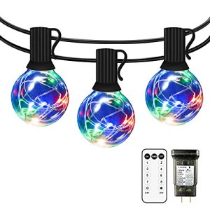String Lights Outdoor Dimmable Waterproof Decorative Lighting