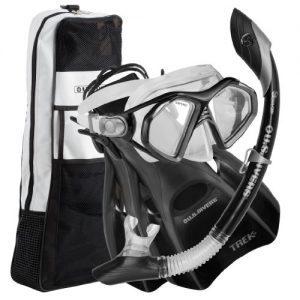U.S.Divers Admiral Lx/Island Dry Lx/Trek/Travel Bag