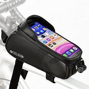 Case Holder Bike Phone Front Frame Bag