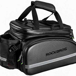 ROCKBROS Bike Rack Bag Trunk Bag Waterproof