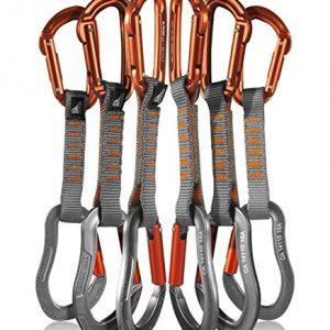 Fusion Climb 6-Pack 11cm Quickdraw Set