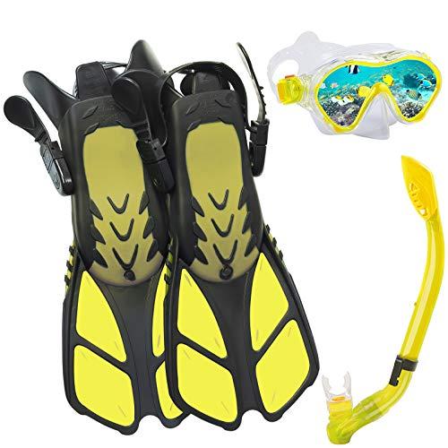 Ertong Children Snorkel Set