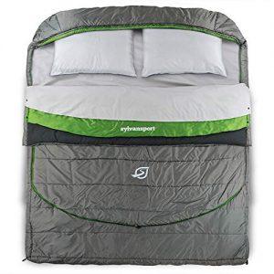 SylvanSport Cloud Layer Double Sleeping Bag