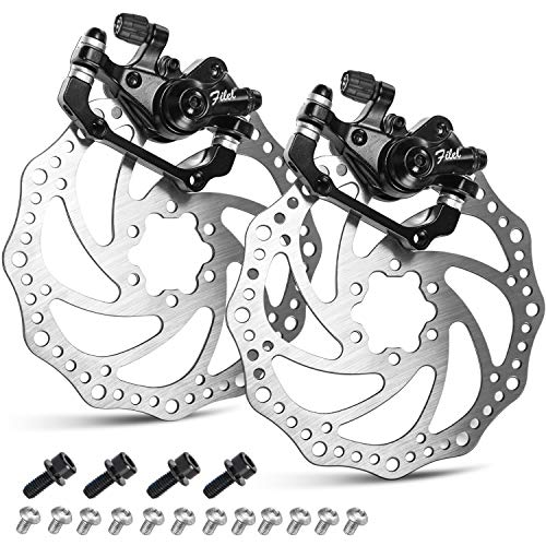 TOBWOLF 1 Pair MTB Front & Rear Cable Disc Brake
