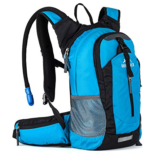Lightweight Hydration Backpack Pack with 2.5L FREE Bladder