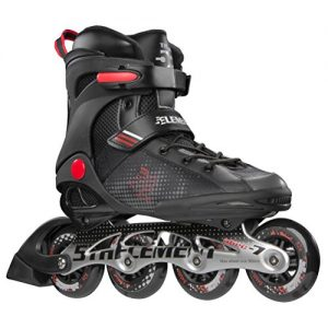 Performance Fitness Inline Skates 5th Element Stealth