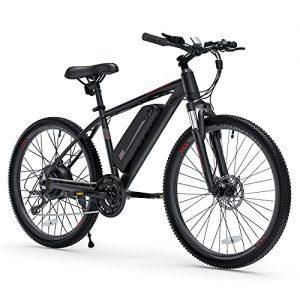 "Cybertrack 100 26"" Electric Bike"