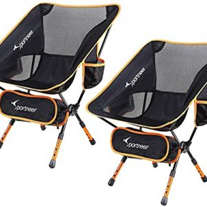 Ultralight Portable Folding Backpacking Chair